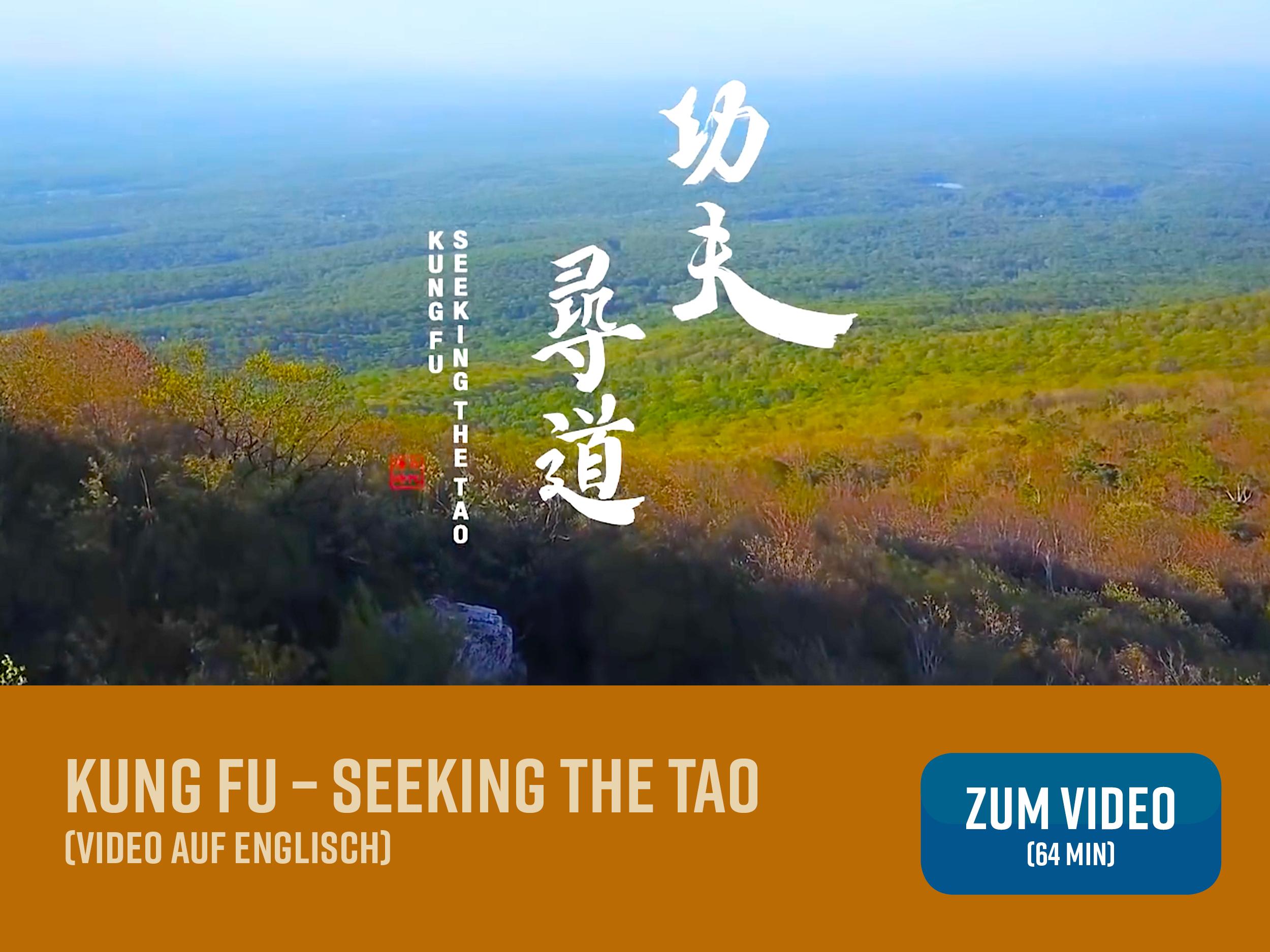 Kung Fu • Seeking the Tao